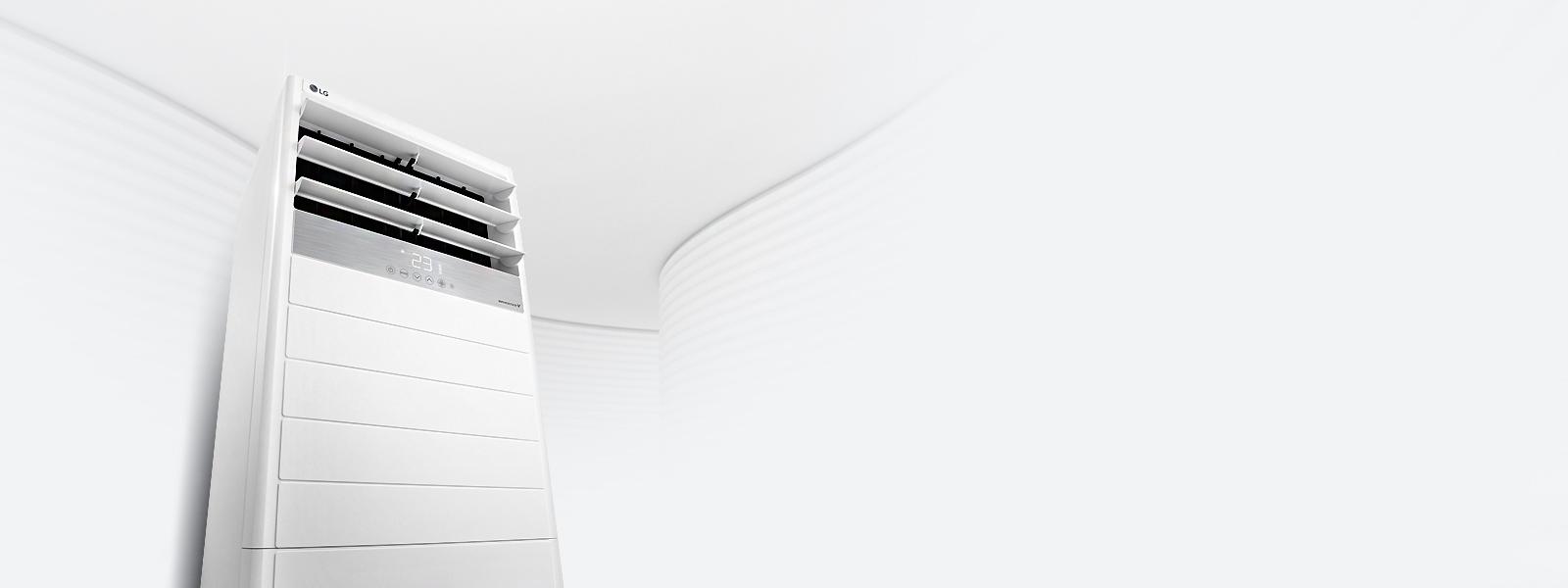 کولر گازی ایستاده ال جی مدل ۵۰۰۰۰ APW50GT۳EO | فروشگاه Nepler