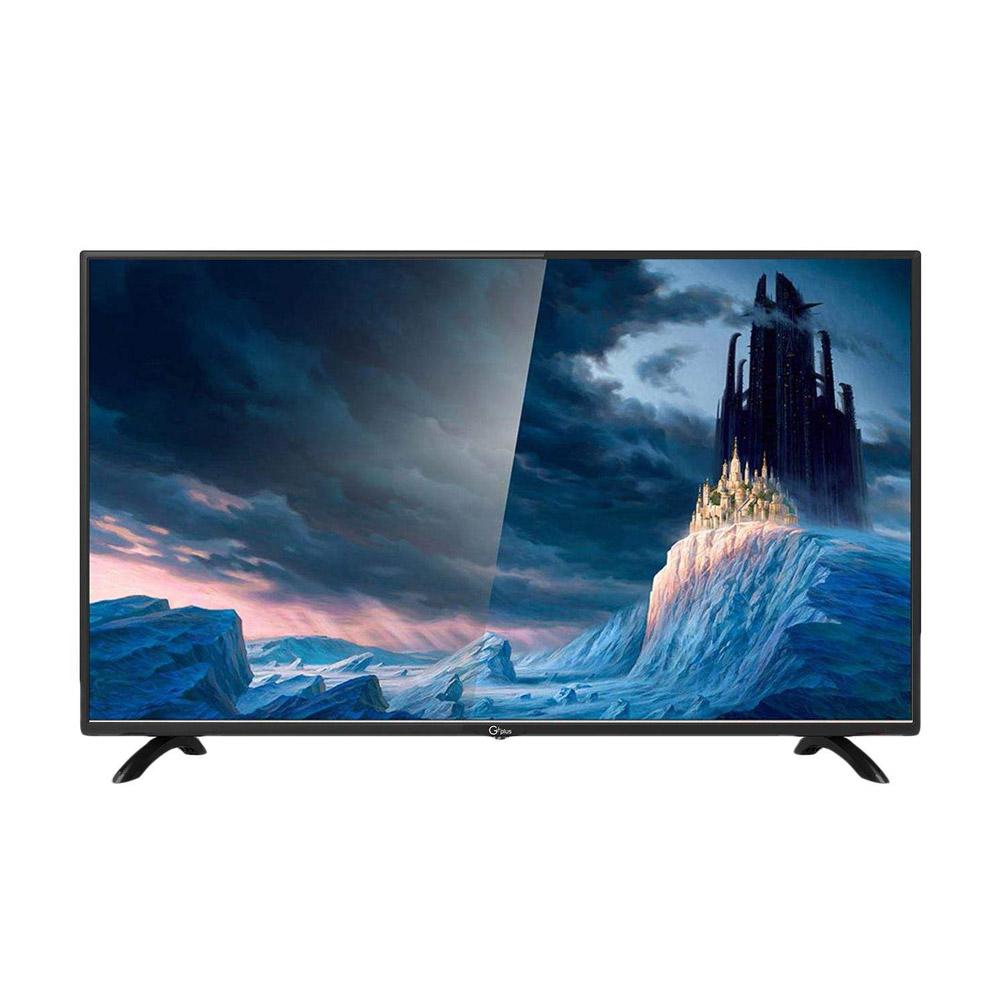 تلویزیون جی پلاس ال ای دی ۴۳ اینچ مدل GTV-43FH512N