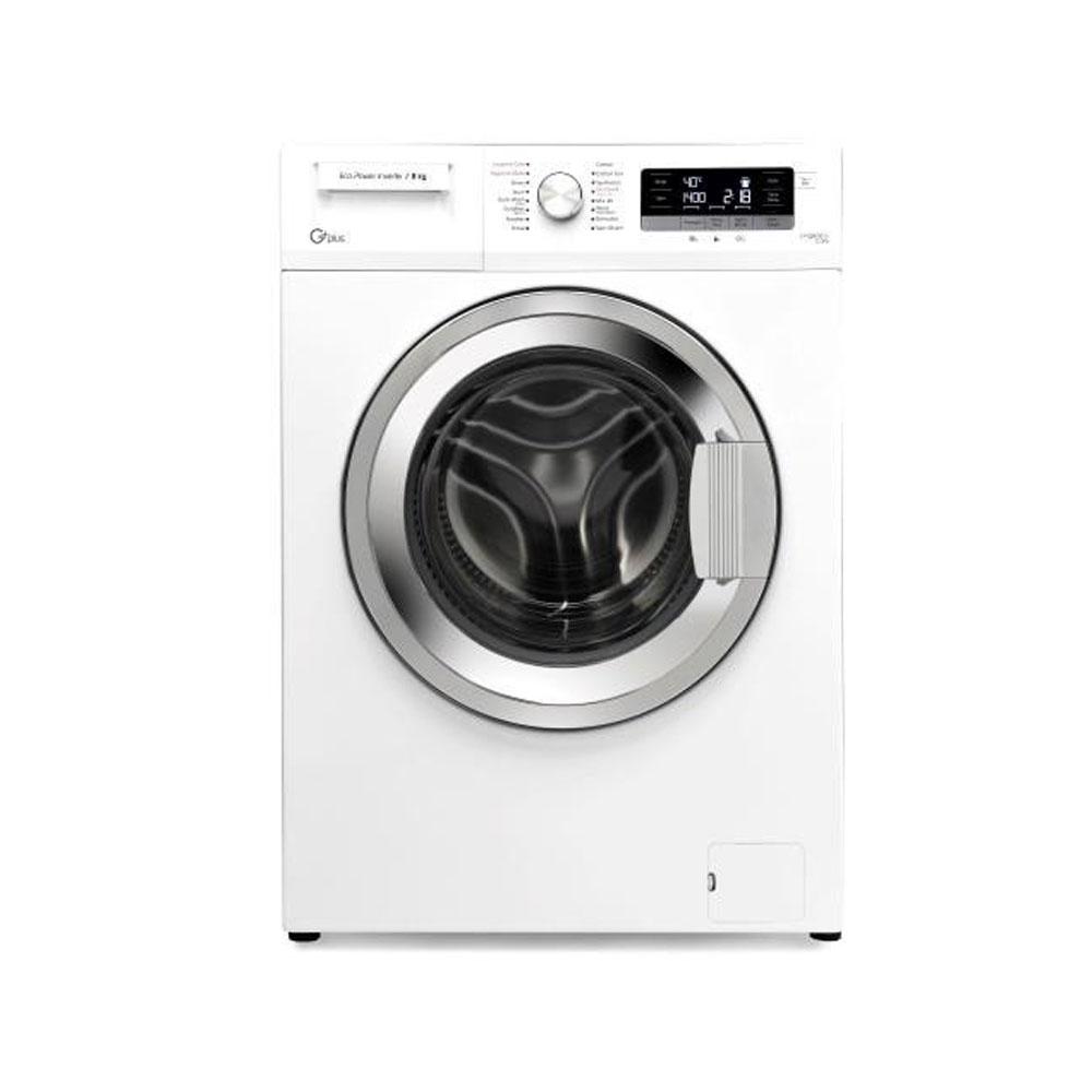 ماشین لباسشویی جی پلاس ۸ کیلویی مدل GWM-84B35 | فروشگاه NEPLER