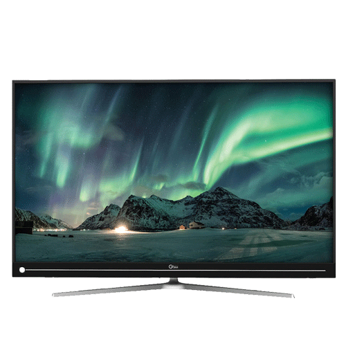 تلویزیون جی پلاس ال ای دی ۵۵ اینچ مدل GTV-55JU811N | فروشگاه Nepler