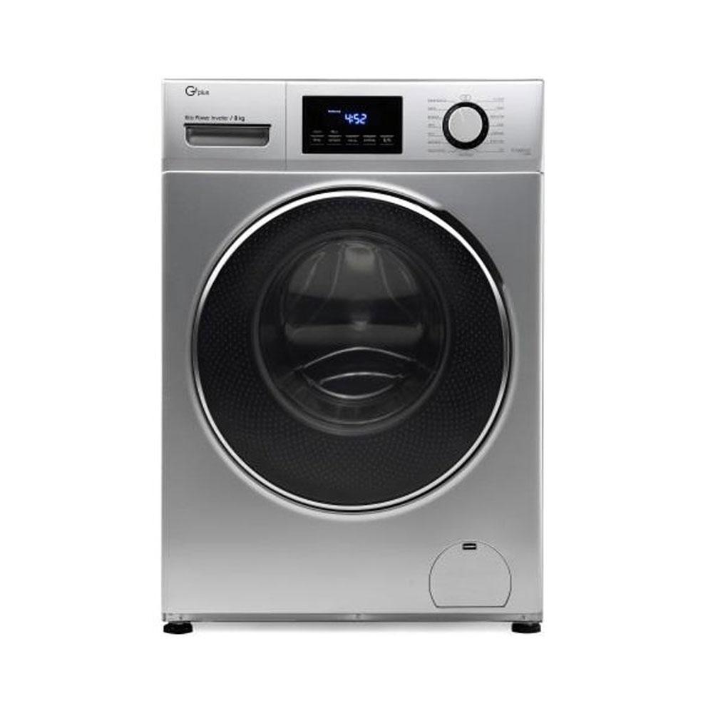 ماشین لباسشویی جی پلاس ۸ کیلویی مدل GWM-J8250 | فروشگاه NEPLER