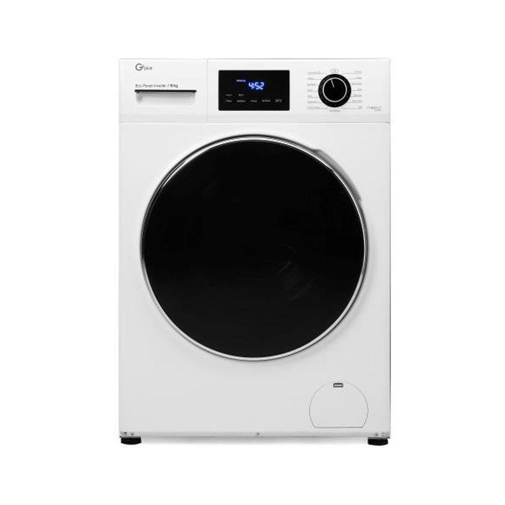 ماشین لباسشویی جی پلاس ۸ کیلویی مدل GWM-J8470 | فروشگاه NEPLER